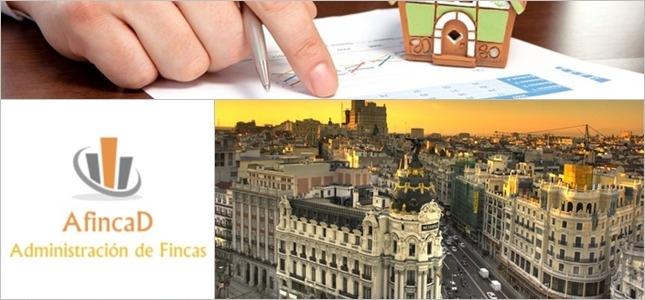 Administradores de fincas en Madrid Centro