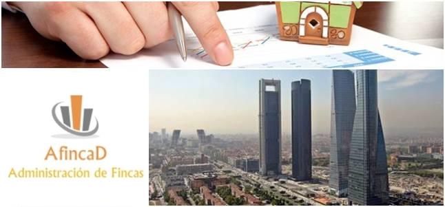 Administradores de fincas en Madrid capital